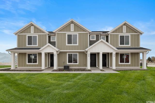 6365 N Dax Dr #159, Stansbury Park, UT 84074 (#1735423) :: Colemere Realty Associates
