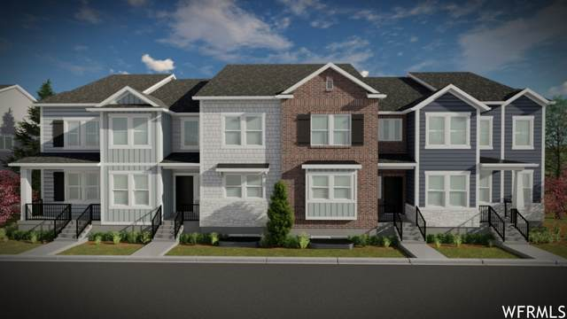 4338 W Watchmen Way #437, Herriman, UT 84096 (#1735430) :: Berkshire Hathaway HomeServices Elite Real Estate