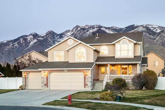 12719 S Whisper Point Ct, Draper, UT 84020 (MLS #1735442) :: Summit Sotheby's International Realty