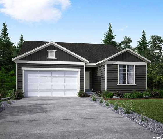 6312 S Echomount Rd W #242, West Valley City, UT 84081 (#1735446) :: Berkshire Hathaway HomeServices Elite Real Estate