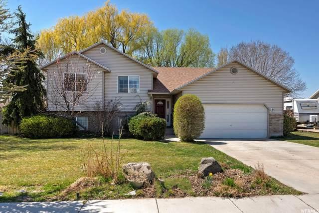 475 N Woods Dr N, Lehi, UT 84043 (#1735450) :: Berkshire Hathaway HomeServices Elite Real Estate