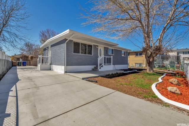 483 N Dorothea Way W, Salt Lake City, UT 84116 (#1735460) :: Bustos Real Estate | Keller Williams Utah Realtors