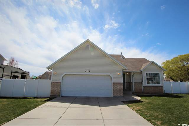 4119 W 4600 S, Roy, UT 84067 (#1735462) :: Colemere Realty Associates