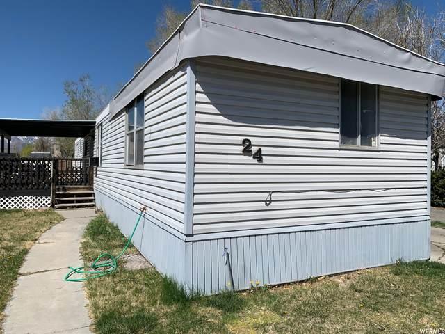 653 E Main St #24, Grantsville, UT 84029 (#1735463) :: Pearson & Associates Real Estate