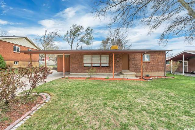 1341 E Lewis Dr, Ogden, UT 84404 (#1735470) :: Black Diamond Realty