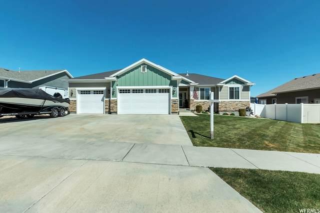 6498 W 7910 S, West Jordan, UT 84081 (#1735475) :: Berkshire Hathaway HomeServices Elite Real Estate