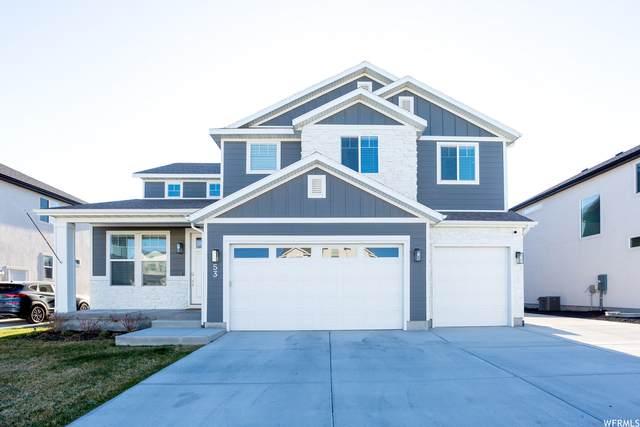 53 S Drupe Ln, Vineyard, UT 84059 (#1735479) :: Berkshire Hathaway HomeServices Elite Real Estate