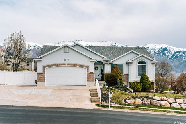 2274 N 10 W, Layton, UT 84041 (#1735480) :: Colemere Realty Associates