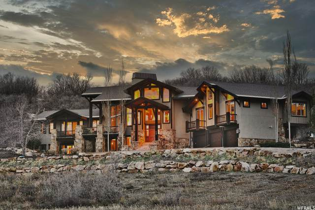 3760 Rising Star Ln, Park City, UT 84060 (#1735483) :: Doxey Real Estate Group