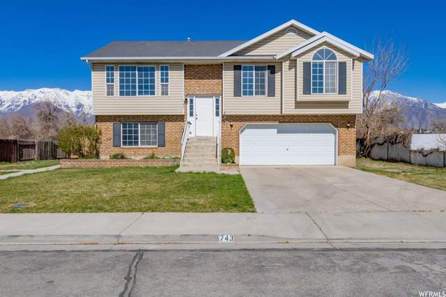743 S 1370 W, Orem, UT 84058 (#1735487) :: Red Sign Team