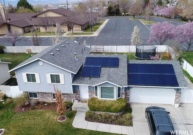 1068 W 1500 N, Orem, UT 84057 (#1735490) :: Berkshire Hathaway HomeServices Elite Real Estate