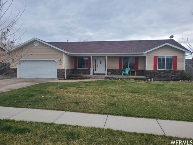 936 W 2730 S, Nibley, UT 84321 (#1735492) :: Red Sign Team