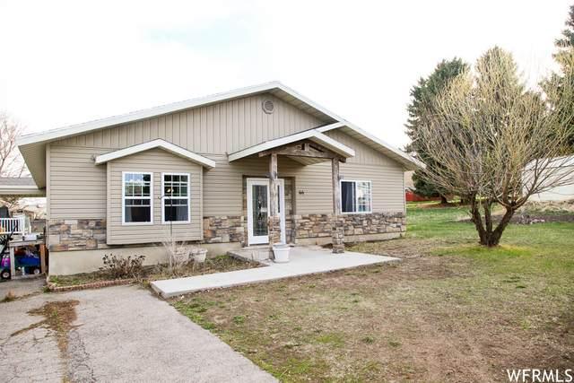 66 W 100 S, Clarkston, UT 84305 (#1735499) :: C4 Real Estate Team