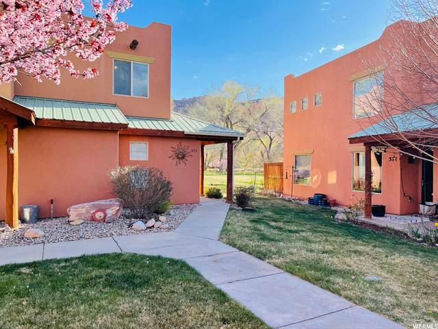 373 E Pueblo Ct S 3A, Moab, UT 84532 (#1735502) :: Colemere Realty Associates