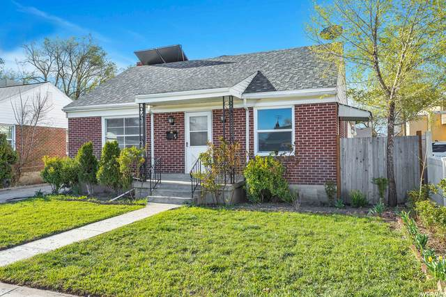 30 E Sunset Ave S, Salt Lake City, UT 84115 (#1735503) :: Colemere Realty Associates