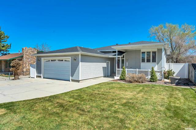 4151 S Blue Jay St, West Valley City, UT 84120 (#1735505) :: Colemere Realty Associates