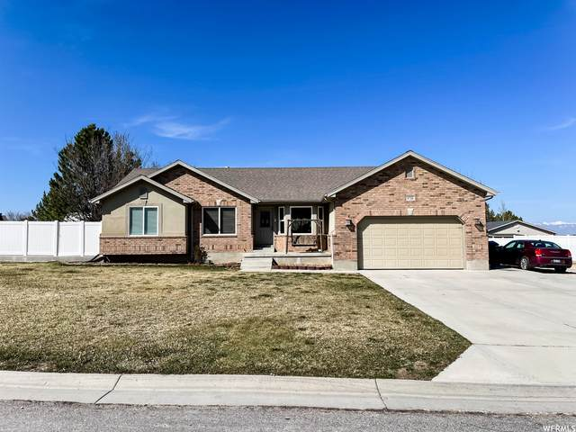 5720 W Frolic Ct, Herriman, UT 84096 (#1735511) :: Berkshire Hathaway HomeServices Elite Real Estate