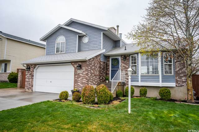 4136 S Rushford Ct W, West Valley City, UT 84128 (#1735512) :: Berkshire Hathaway HomeServices Elite Real Estate