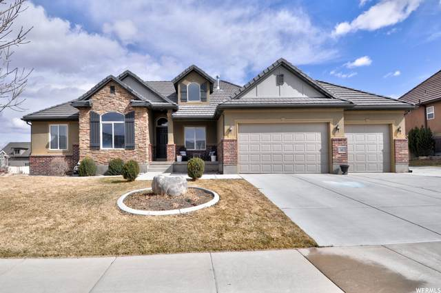 14613 S Buck Brush Cir, Herriman, UT 84096 (#1735519) :: Berkshire Hathaway HomeServices Elite Real Estate