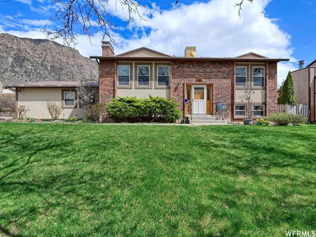 142 Eccles Ave, Ogden, UT 84404 (#1735520) :: REALTY ONE GROUP ARETE