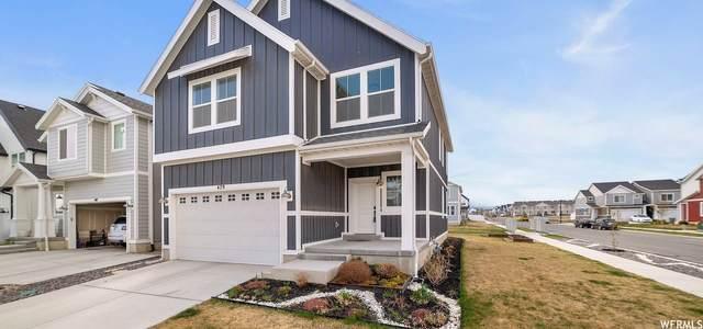 479 S Pegasus Way S, Saratoga Springs, UT 84045 (#1735537) :: C4 Real Estate Team