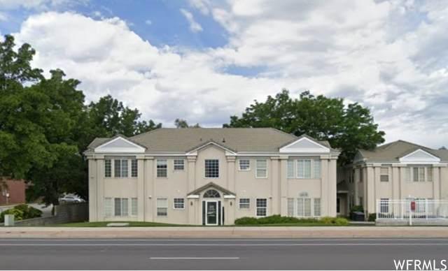 9678 S 700 E #102, Sandy, UT 84070 (MLS #1735539) :: Summit Sotheby's International Realty