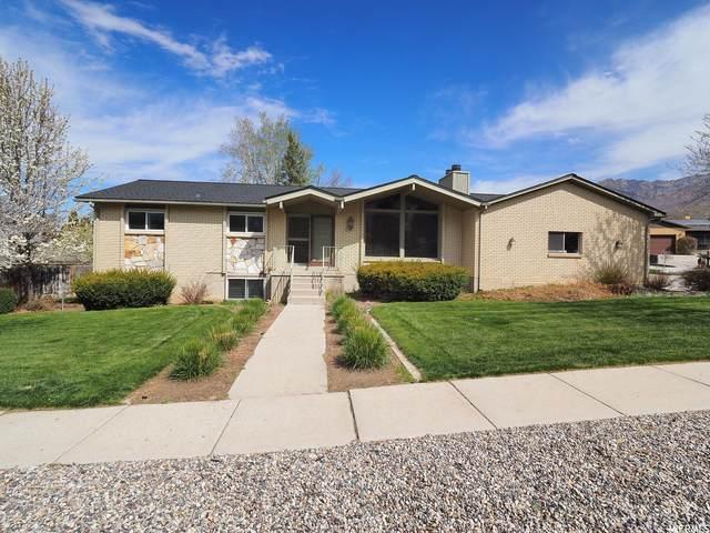 3421 E Creek Rd, Salt Lake City, UT 84121 (MLS #1735545) :: Summit Sotheby's International Realty
