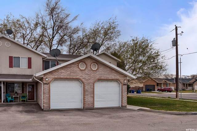 3467 S Merry Ln W, West Valley City, UT 84120 (MLS #1735562) :: Summit Sotheby's International Realty