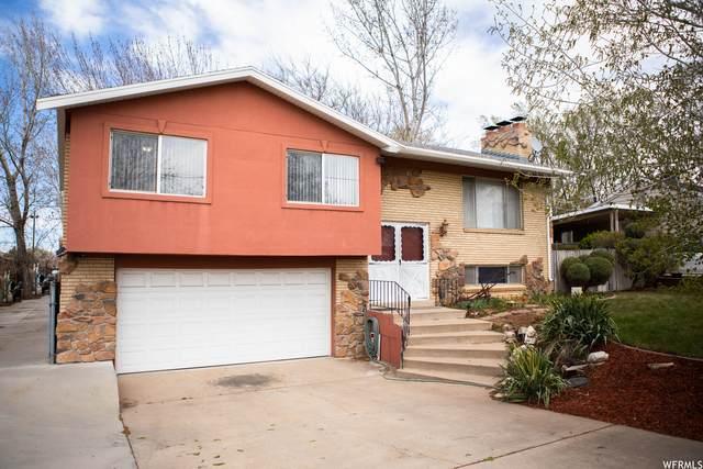 88 W 2400 N, Sunset, UT 84015 (#1735563) :: Utah Dream Properties