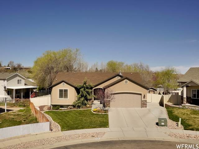 1120 W 5200 S, Riverdale, UT 84405 (#1735565) :: Utah Dream Properties