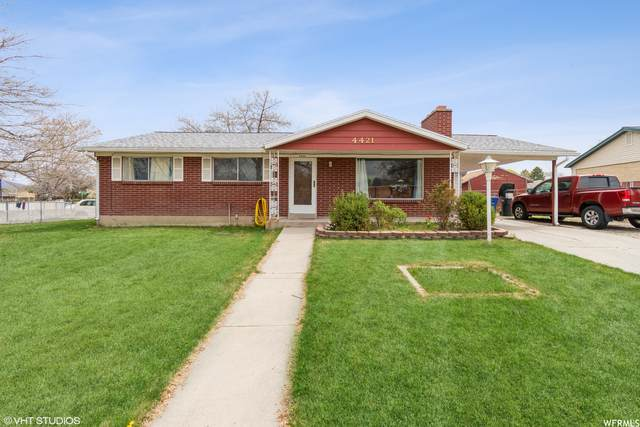 4421 S 4625 W, West Valley City, UT 84120 (MLS #1735566) :: Lookout Real Estate Group