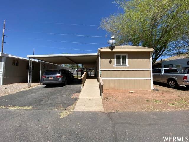 200 E 400 S #8, Washington, UT 84780 (#1735567) :: McKay Realty