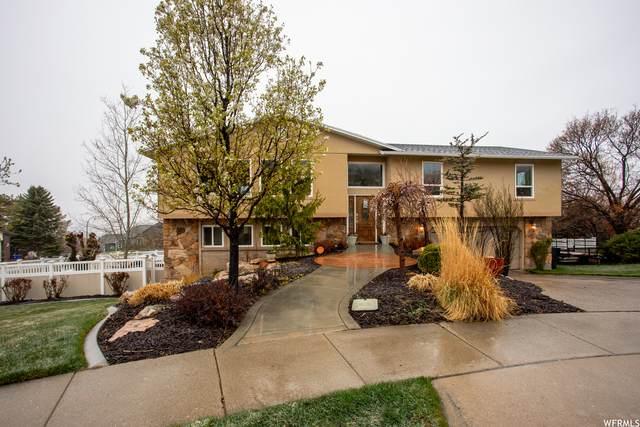 142 W Bona Vista Cir, Bountiful, UT 84010 (MLS #1735570) :: Lookout Real Estate Group