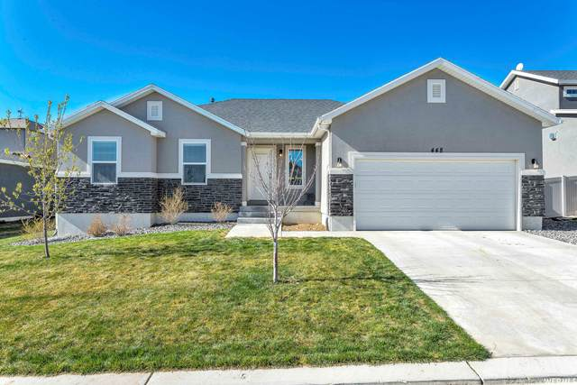 448 Slate Dr, Santaquin, UT 84655 (MLS #1735575) :: Summit Sotheby's International Realty