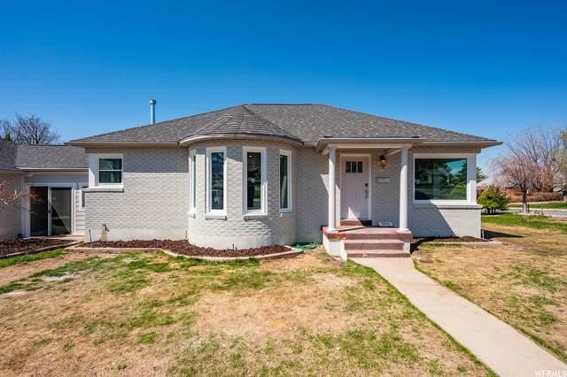 2910 S 2520 E, Salt Lake City, UT 84109 (#1735587) :: Utah Best Real Estate Team | Century 21 Everest