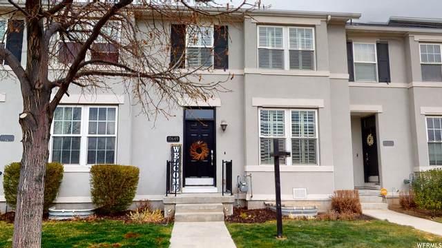 10649 S Granby Way W, South Jordan, UT 84009 (#1735591) :: Bustos Real Estate | Keller Williams Utah Realtors