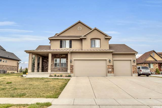 835 Wellington Dr, Kaysville, UT 84037 (#1735592) :: Utah Dream Properties
