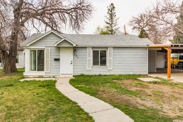 221 E 800 S, Springville, UT 84663 (MLS #1735595) :: Lookout Real Estate Group