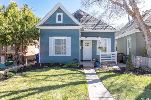 332 E Downington Ave, Salt Lake City, UT 84115 (#1735601) :: C4 Real Estate Team