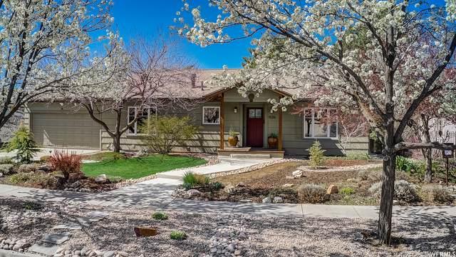 1526 S Wasatch Dr E, Salt Lake City, UT 84108 (#1735603) :: Utah Best Real Estate Team | Century 21 Everest