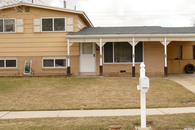 1093 N Mala Dr, Layton, UT 84041 (#1735619) :: Utah Best Real Estate Team | Century 21 Everest