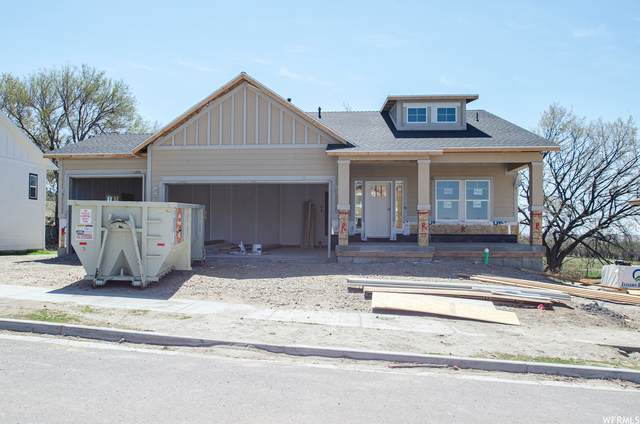 13 W 825 S, Willard, UT 84340 (#1735623) :: Black Diamond Realty