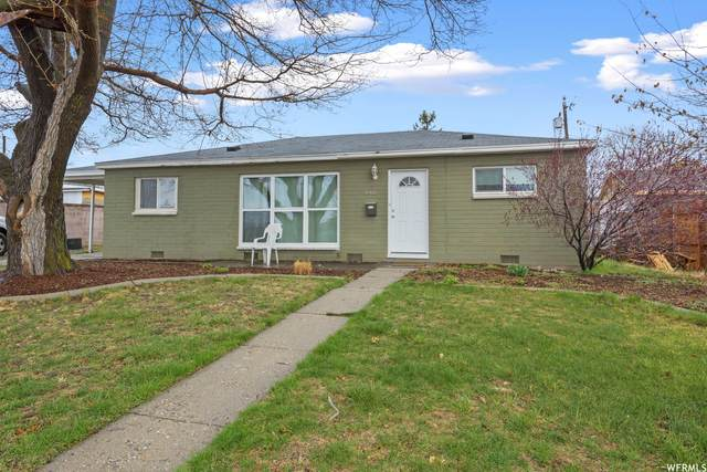 4900 S 4300 W, Salt Lake City, UT 84118 (MLS #1735629) :: Lookout Real Estate Group