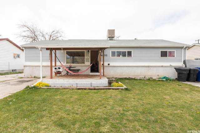 4952 S 4015 W, Kearns, UT 84118 (#1735648) :: Berkshire Hathaway HomeServices Elite Real Estate