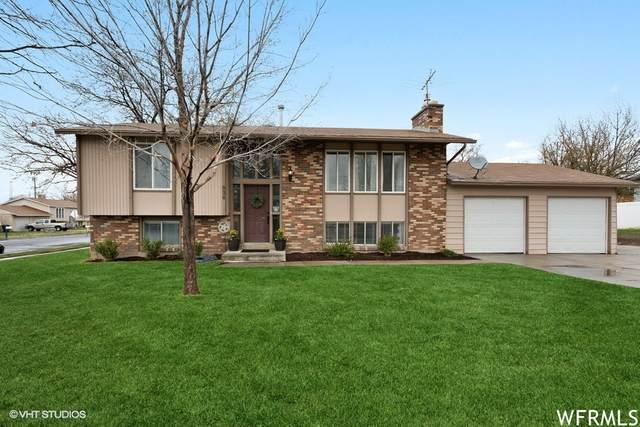 936 W 2600 N, Clearfield, UT 84015 (#1735656) :: Doxey Real Estate Group
