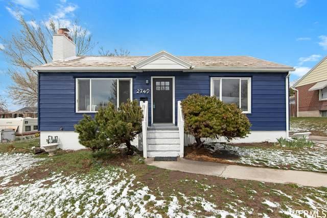 2749 E 2880 S, Salt Lake City, UT 84109 (#1735668) :: Utah Best Real Estate Team | Century 21 Everest