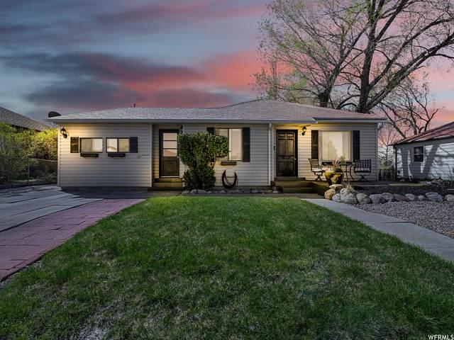 2292 E 2700 S, Salt Lake City, UT 84109 (#1735670) :: C4 Real Estate Team