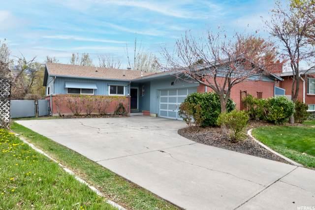 3079 S Lincoln St E, Salt Lake City, UT 84106 (#1735676) :: C4 Real Estate Team