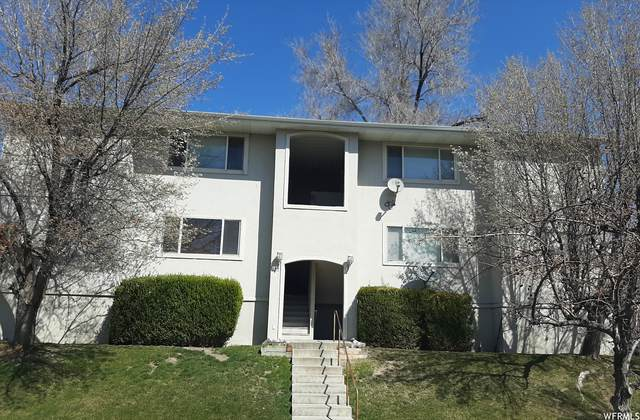 414 W 400 N Unit 4, Provo, UT 84601 (#1735677) :: Colemere Realty Associates