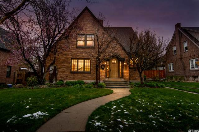 1821 E Yale Ave, Salt Lake City, UT 84108 (#1735678) :: Doxey Real Estate Group